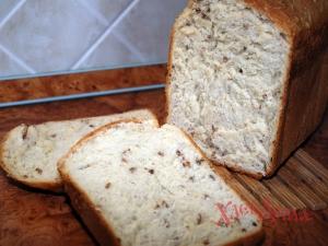 Рецепт приготовление ржано пшеничного хлеба в